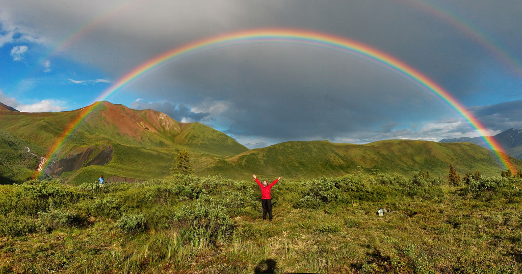 """""""Double-alaskan-rainbow"""" by Eric Rolph at English Wikipedia - English Wikipedia. Licensed under Creative Commons Attribution-Share Alike 2.5 via Wikimedia Commons."""