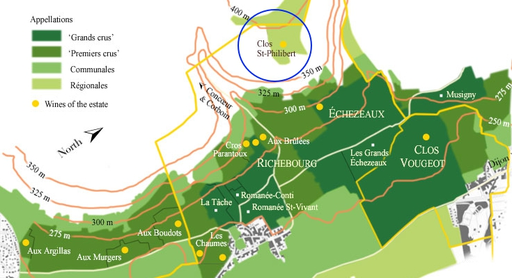 meo_camuzet_clos_st_philibert_map