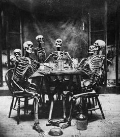 skeletons table